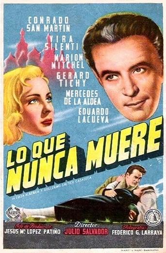 Poster of Lo que nunca muere