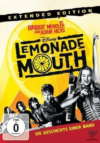 Filmplakat von Lemonade Mouth - Die Geschichte einer Band