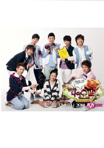 Poster of Infinite! You're My Oppa