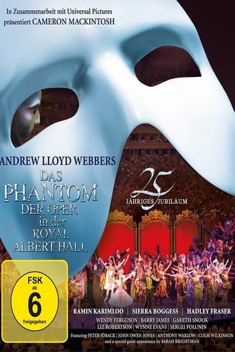 Poster of Das Phantom der Oper in der Royal Albert Hall