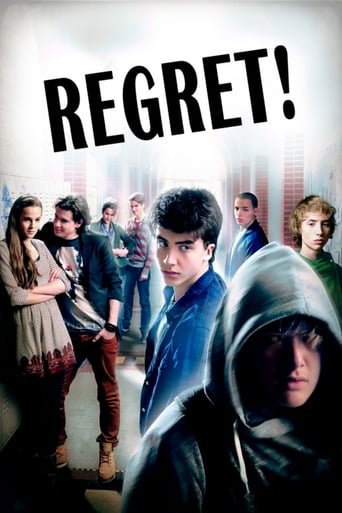 Poster of Regret!