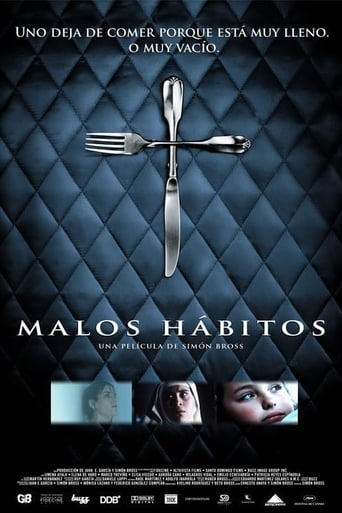 Poster of Malos hábitos