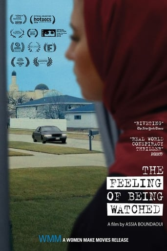 Poster of The Feeling of Being Watched