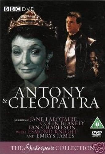Poster of Antony & Cleopatra