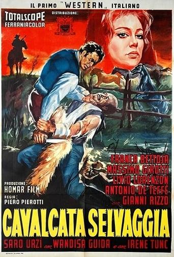 Poster of Cavalcata selvaggia
