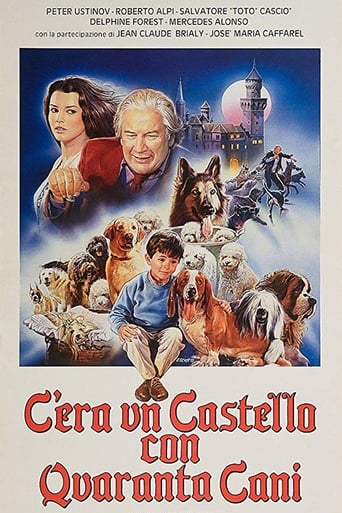 Poster of There Was a Castle with Forty Dogs