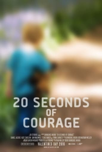 20 Seconds of Courage Poster
