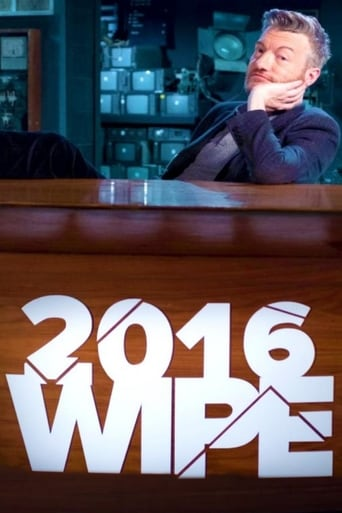 Poster of Charlie Brooker's Yearly Wipe