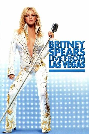 Poster of Britney Spears: Live from Las Vegas