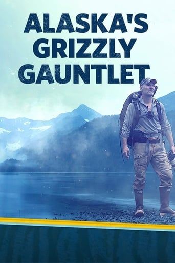 Poster of Alaska's Grizzly Gauntlet