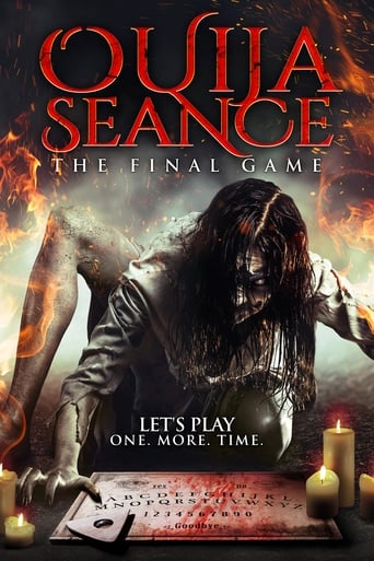 Poster of Ouija Seance: The Final Game