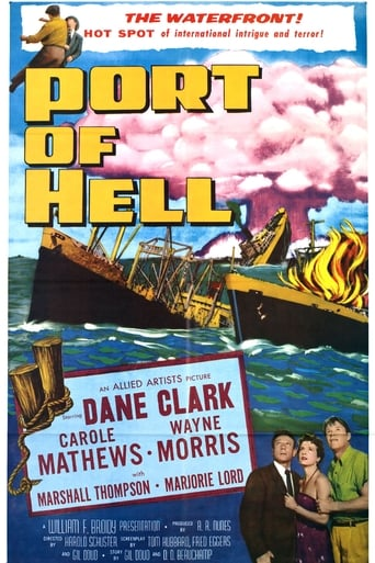 Poster of Port of Hell