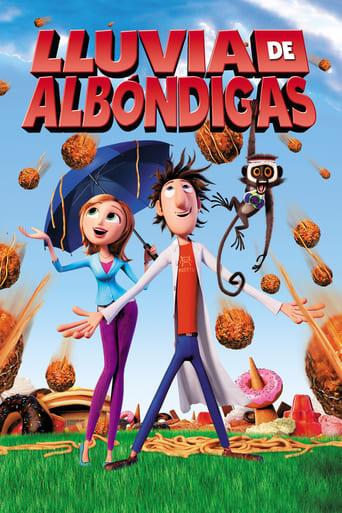 Poster of Lluvia de albóndigas