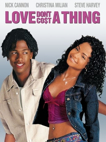 Poster of Love Don't Co$t a Thing