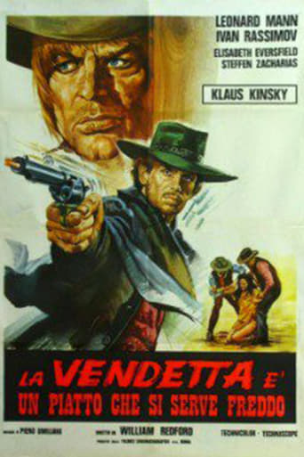 Poster of La vendetta è un piatto che si serve freddo