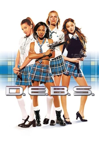Poster of D.E.B.S.