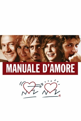 Poster of Manual of Love