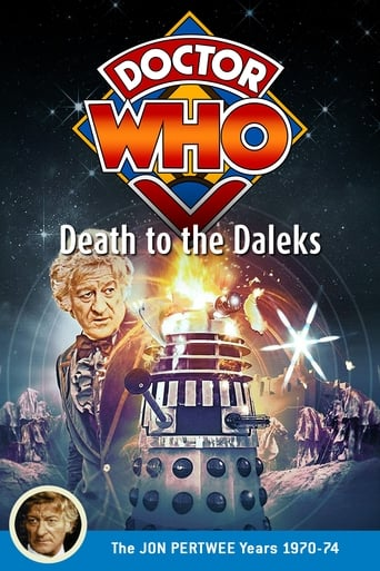 Poster of Doctor Who: Death to the Daleks
