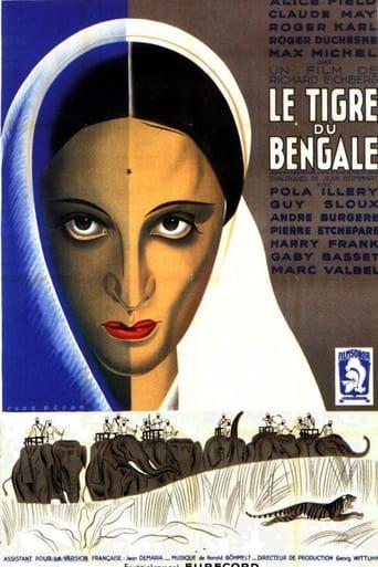 Poster of Le Tigre du Bengale