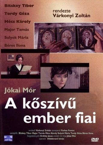 Poster of A Kőszívű Ember Fiai