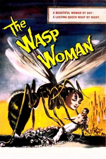 Poster of The Wasp Woman