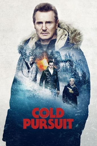 Poster of Cold Pursuit