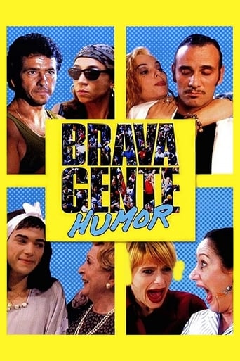 Poster of Brave People