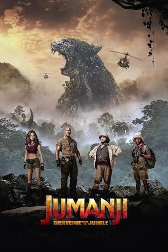 Jumanji : Bienvenue dans la jungle