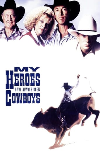 Poster of My Heroes Have Always Been Cowboys