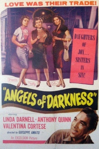 Poster of Angels of Darkness