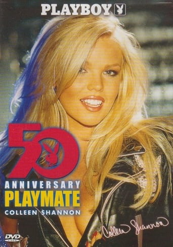 Poster of Playboy Video Centerfold: Colleen Shannon - 50th Anniversary Playmate