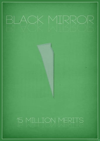 Poster of Black Mirror: Fifteen Million Merits