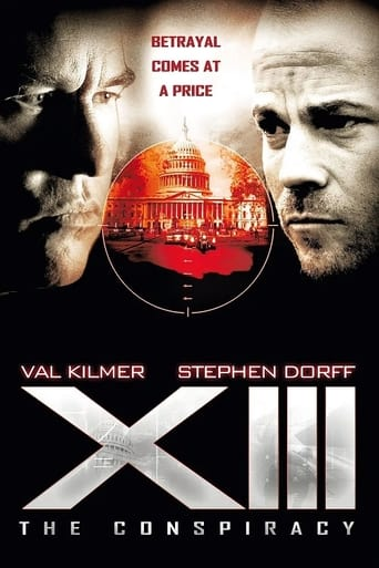 Poster of XIII: The Conspiracy