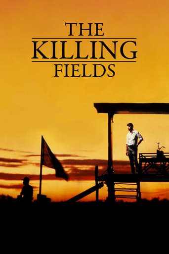 Poster of The Killing Fields