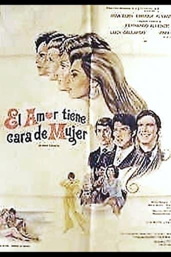 Poster of El amor tiene cara de mujer
