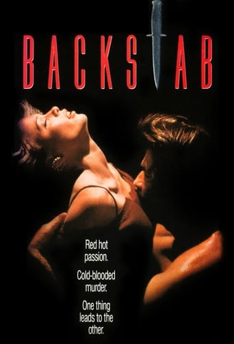 Poster of Back Stab