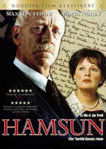 Poster of Hamsun