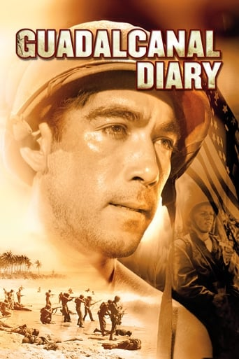 Poster of Guadalcanal Diary