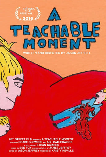 Poster of A Teachable Moment