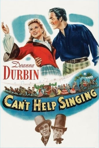 Poster of Can't Help Singing