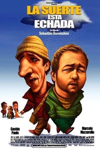 Poster of La suerte está echada