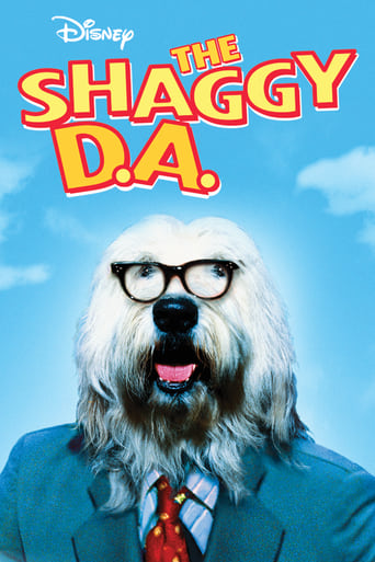 Poster of The Shaggy D.A.