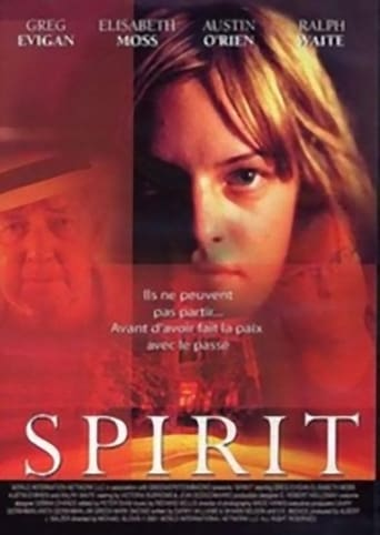 Poster of Spirit