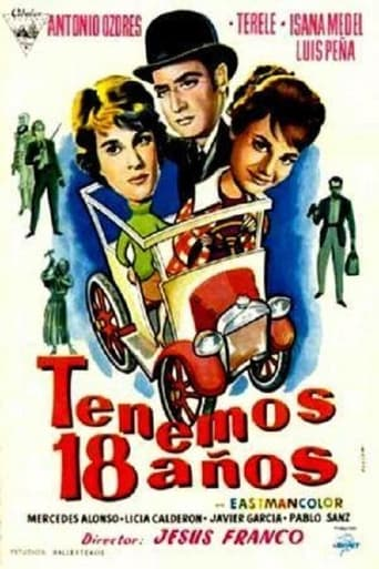 Poster of We Are 18 Years Old