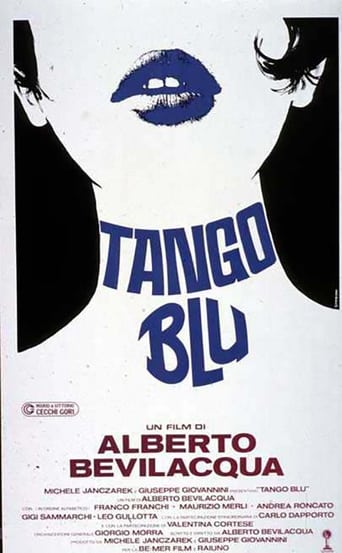 Poster of Blue Tango