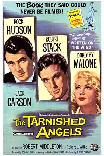 Poster of The Tarnished Angels