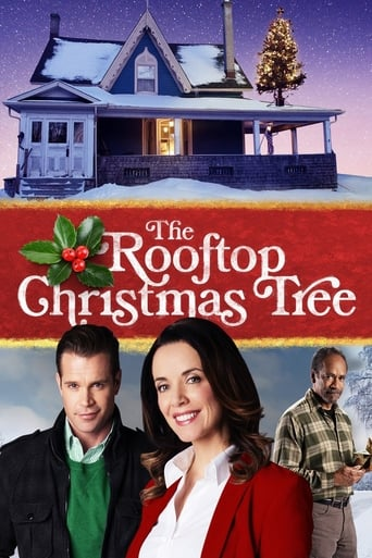 Poster of The Rooftop Christmas Tree