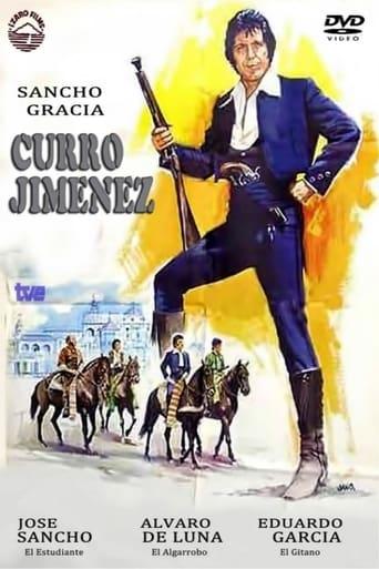 Poster of Curro Jiménez
