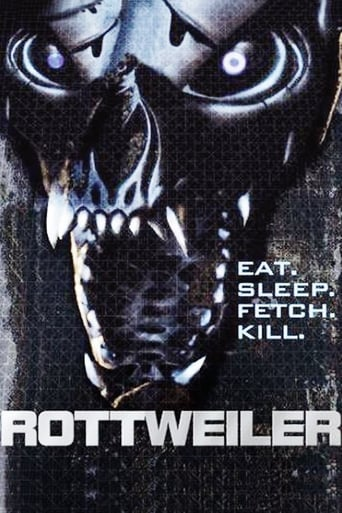 Poster of Rottweiler