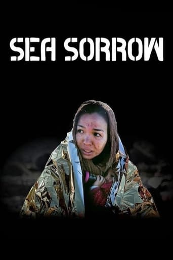 Poster of Sea Sorrow - Il dolore del mare